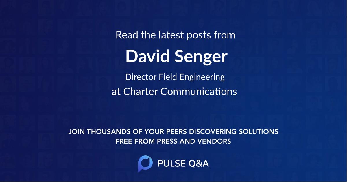 David Senger
