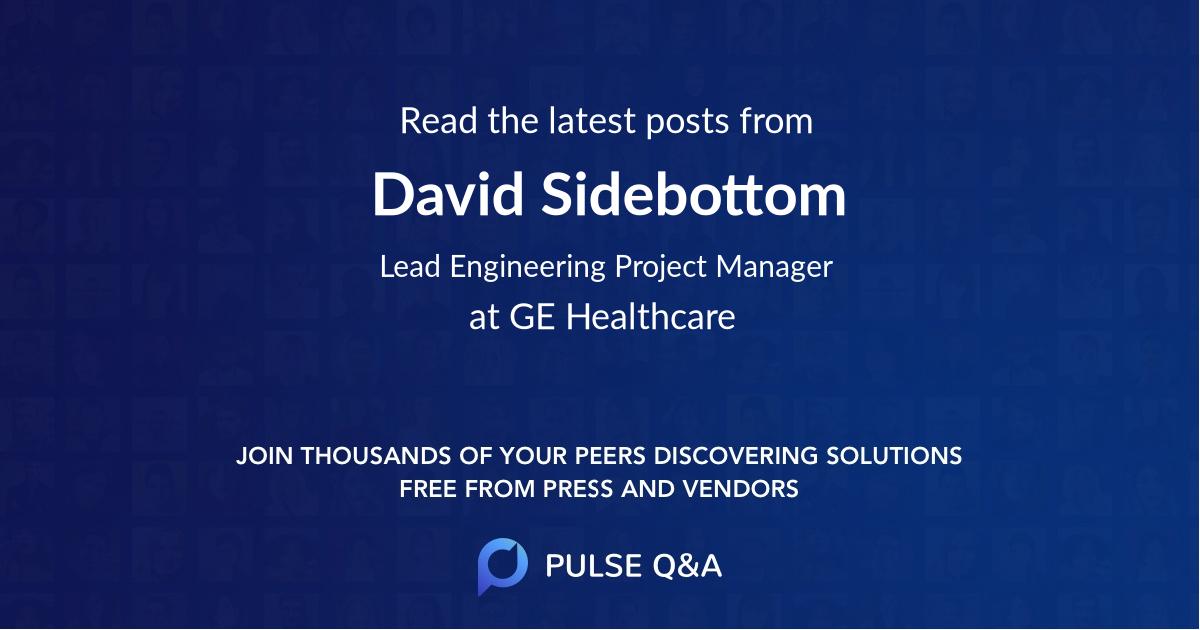 David Sidebottom