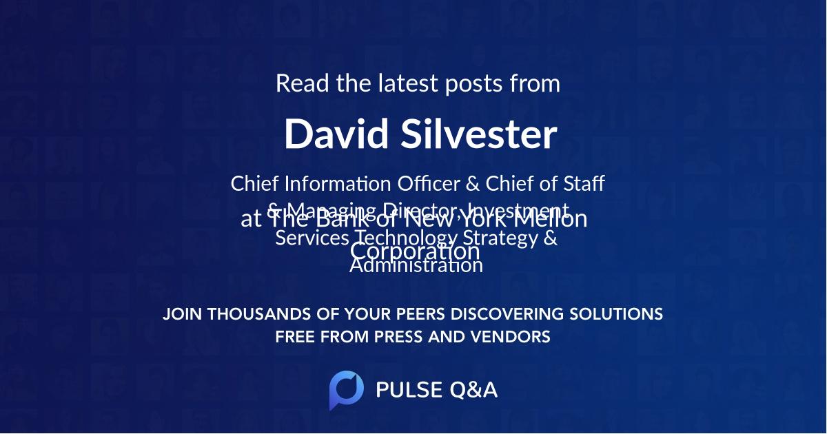 David Silvester