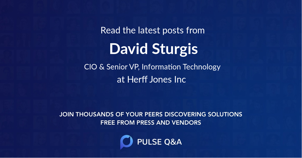 David Sturgis