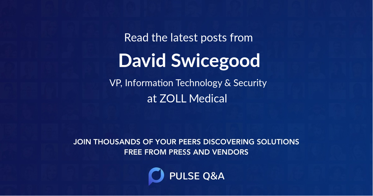 David Swicegood