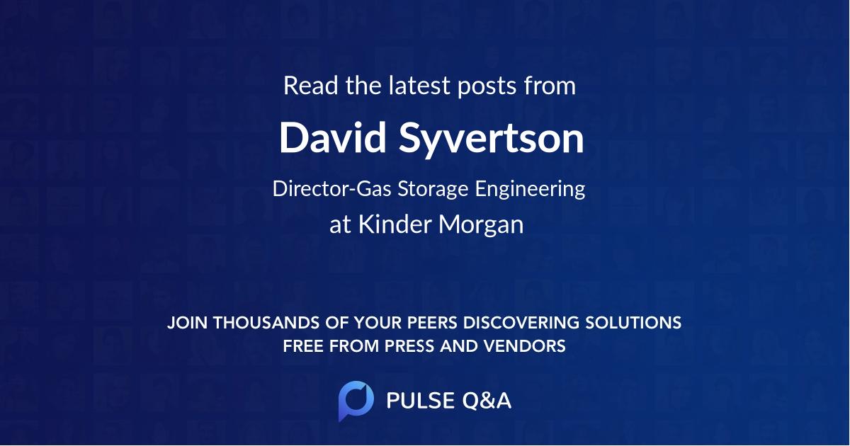 David Syvertson