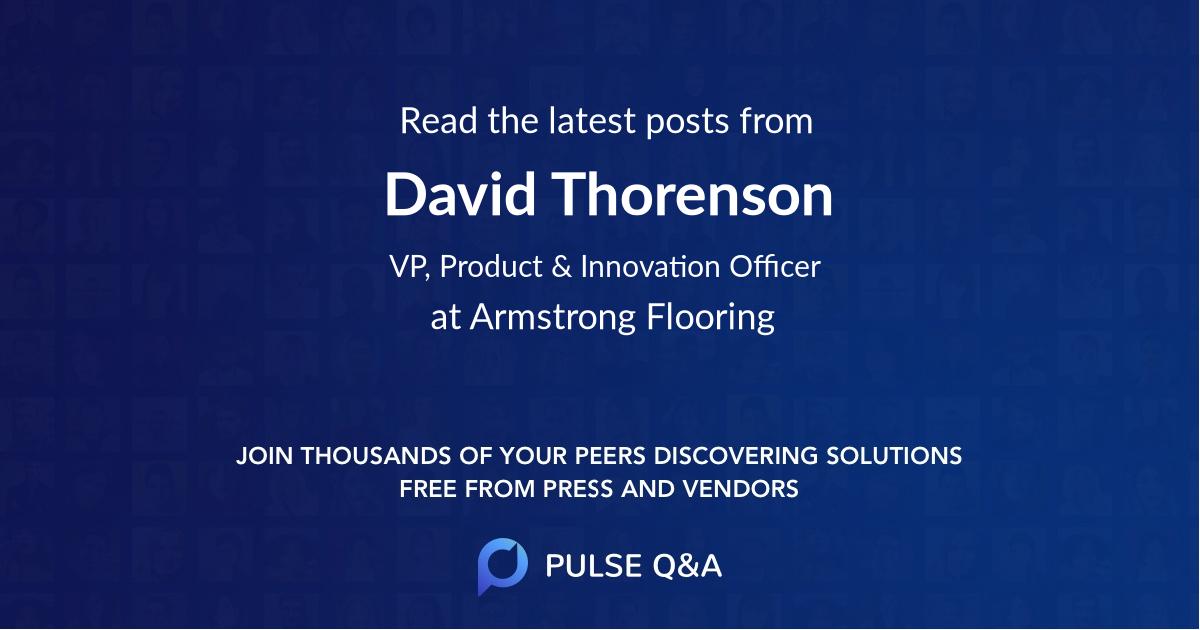 David Thorenson