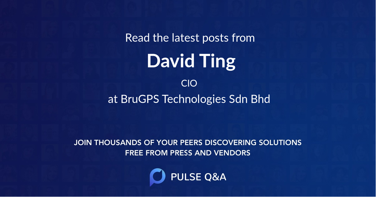 David Ting