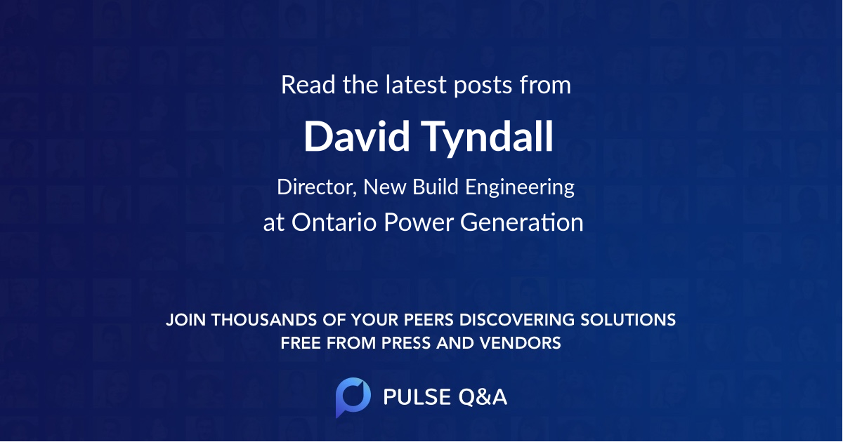 David Tyndall