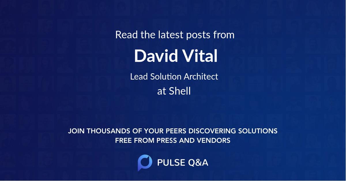 David Vital