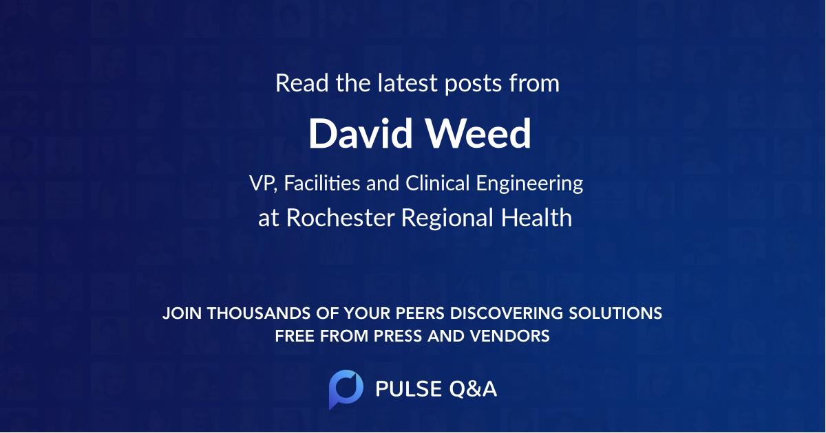 David Weed