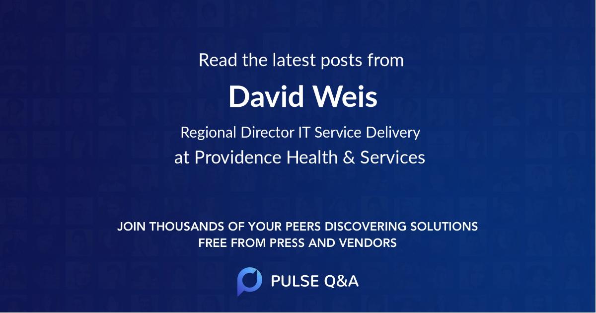 David Weis