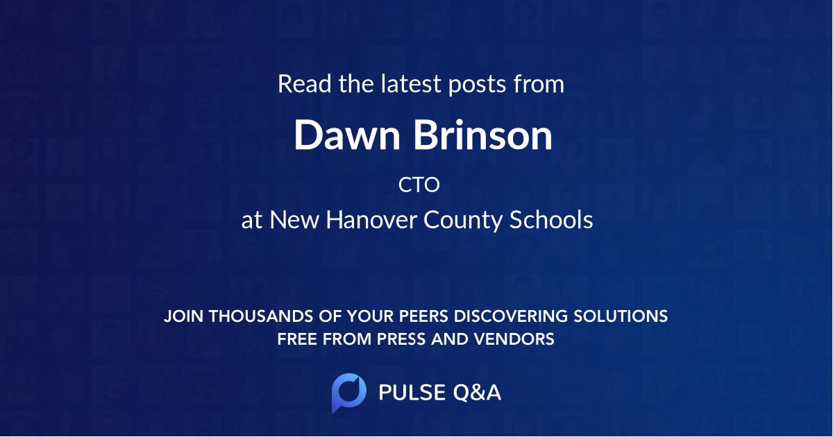 Dawn Brinson