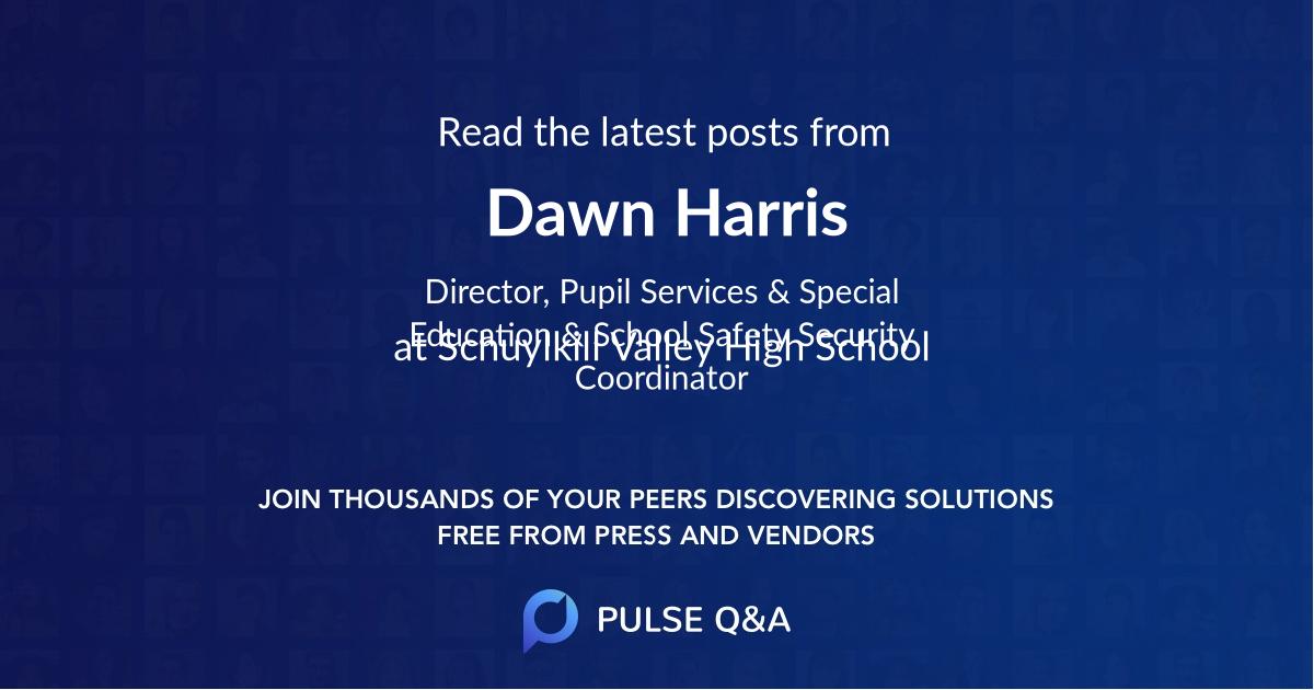 Dawn Harris