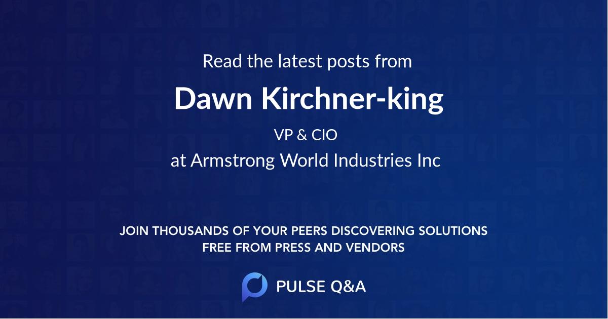 Dawn Kirchner-king