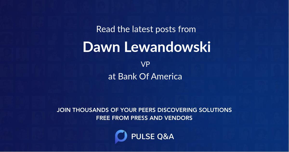 Dawn Lewandowski