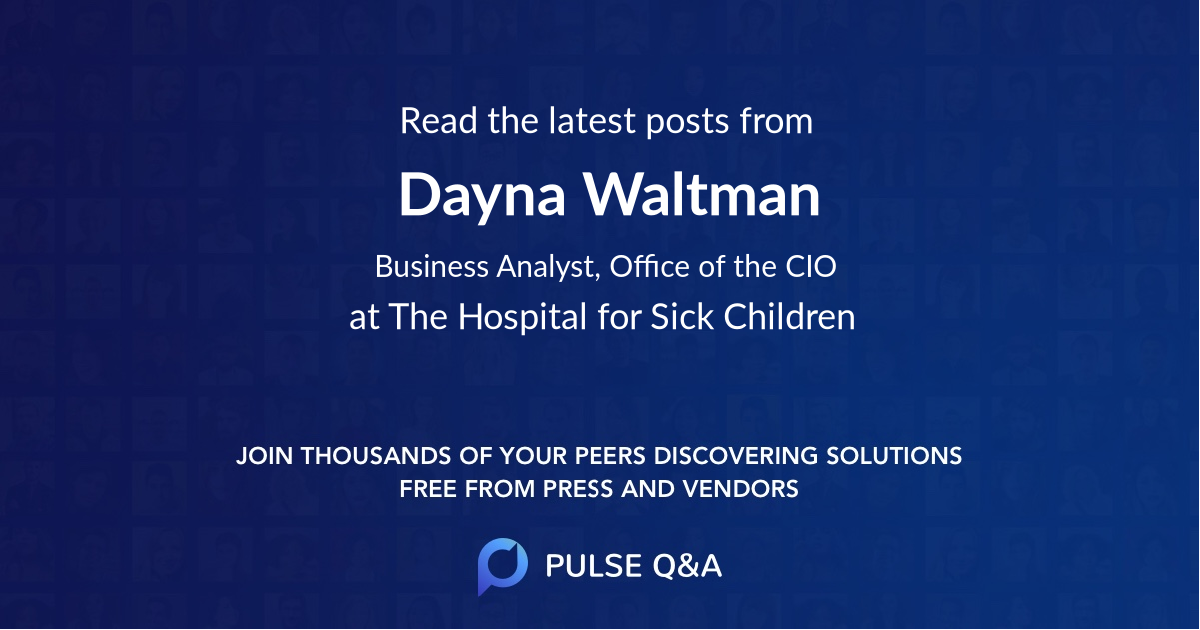 Dayna Waltman