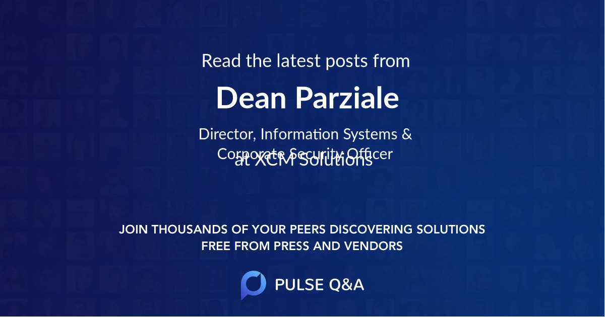 Dean Parziale