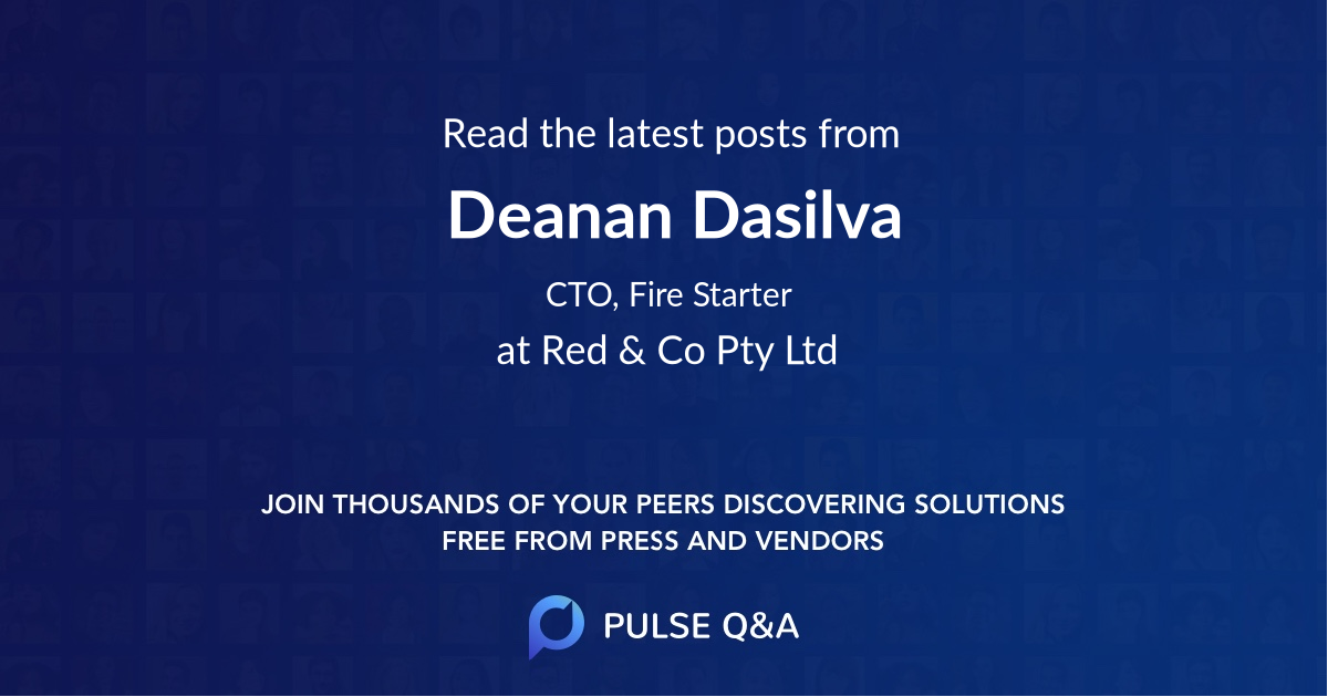Deanan Dasilva
