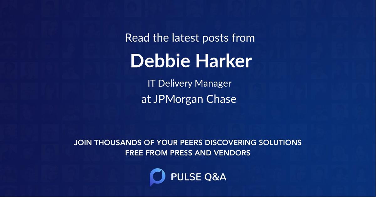 Debbie Harker