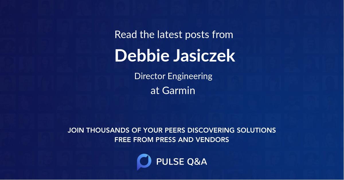Debbie Jasiczek