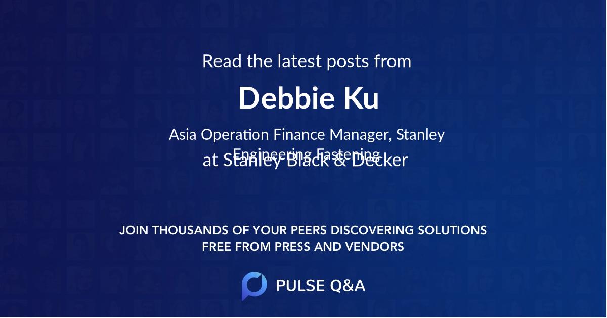 Debbie Ku