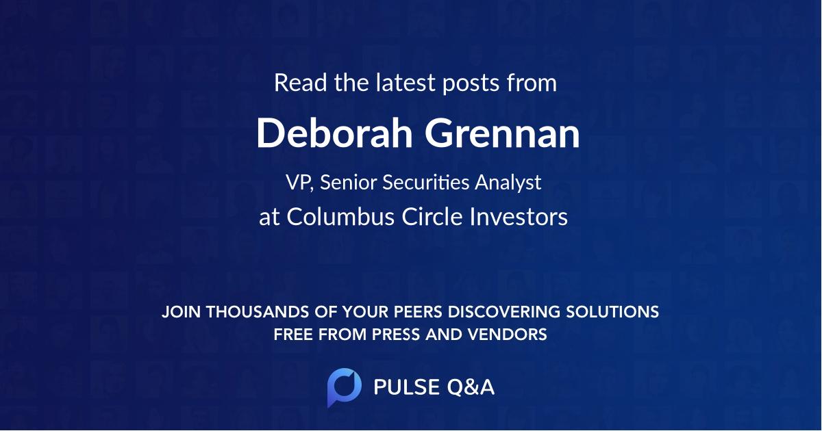 Deborah Grennan