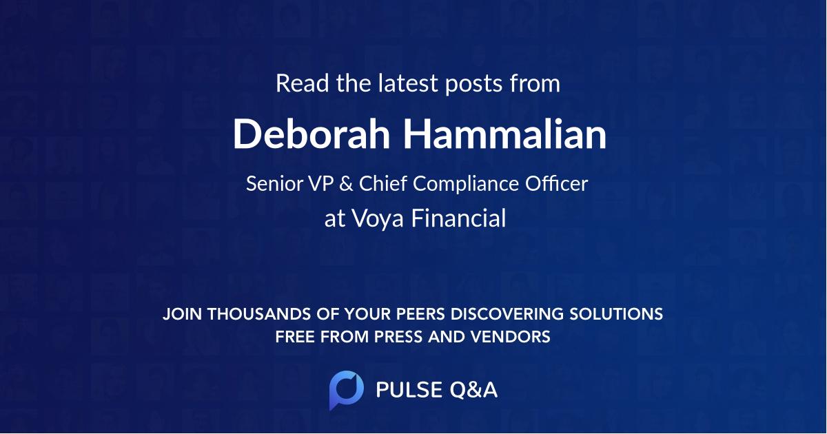 Deborah Hammalian