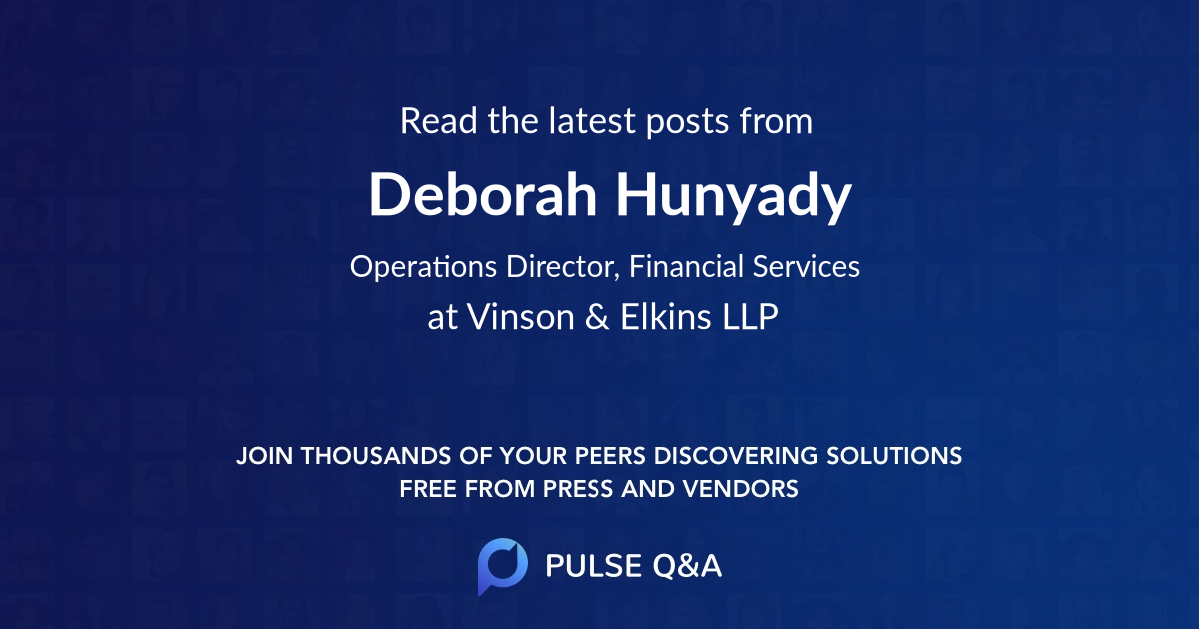 Deborah Hunyady
