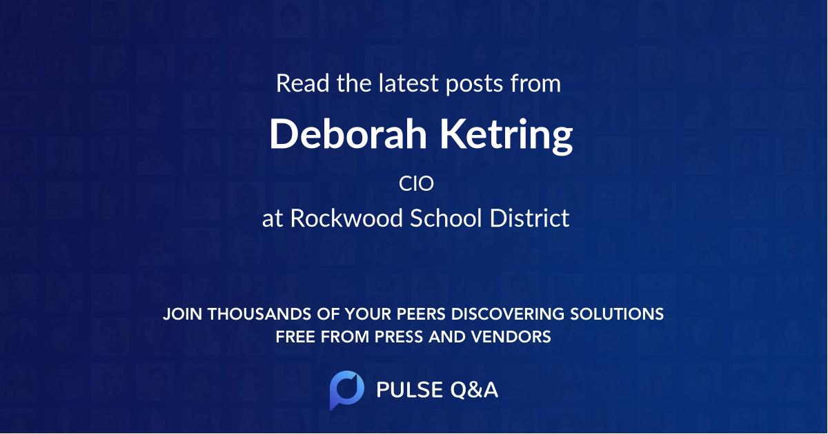 Deborah Ketring