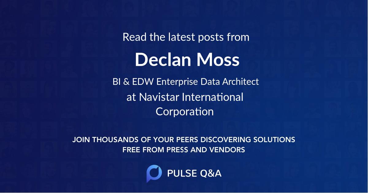 Declan Moss