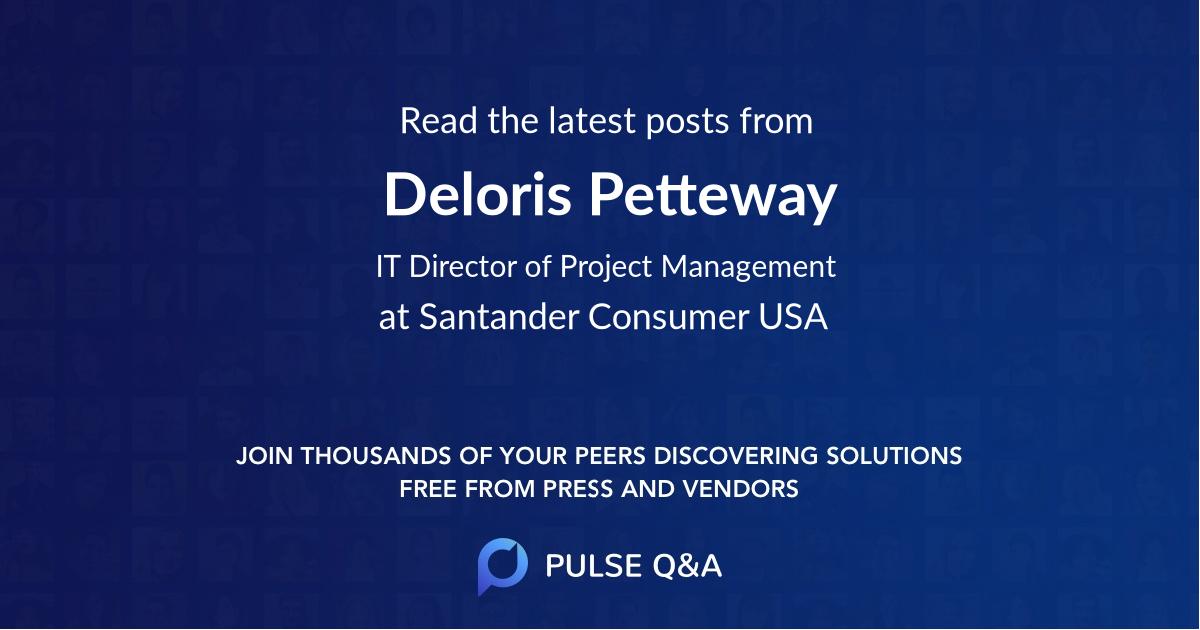 Deloris Petteway