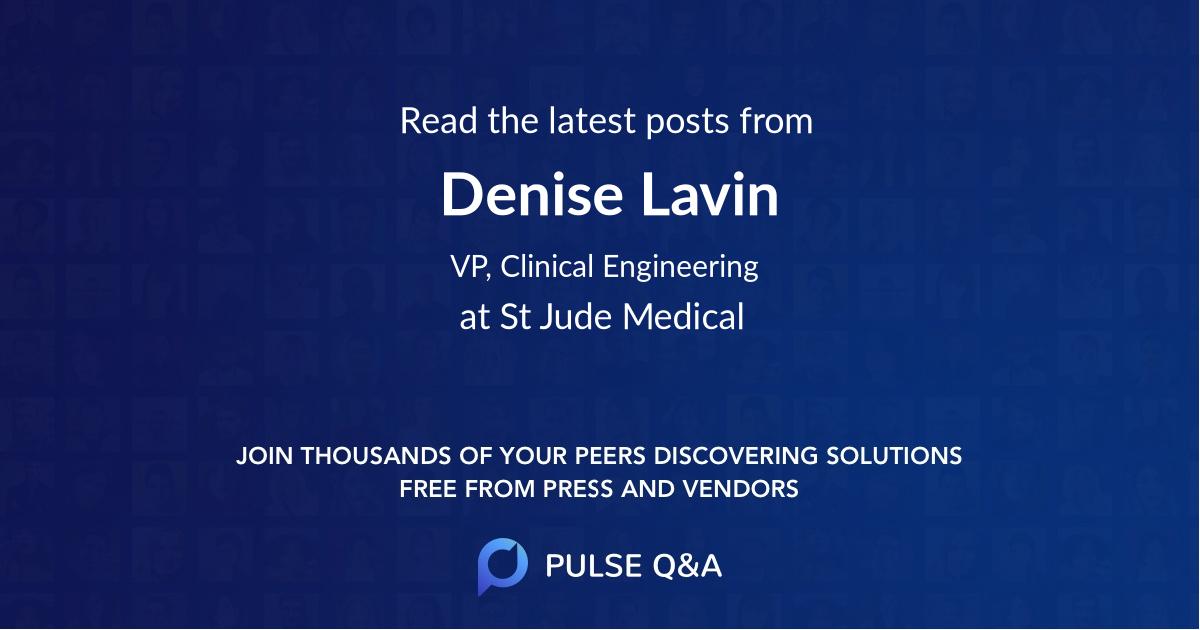 Denise Lavin