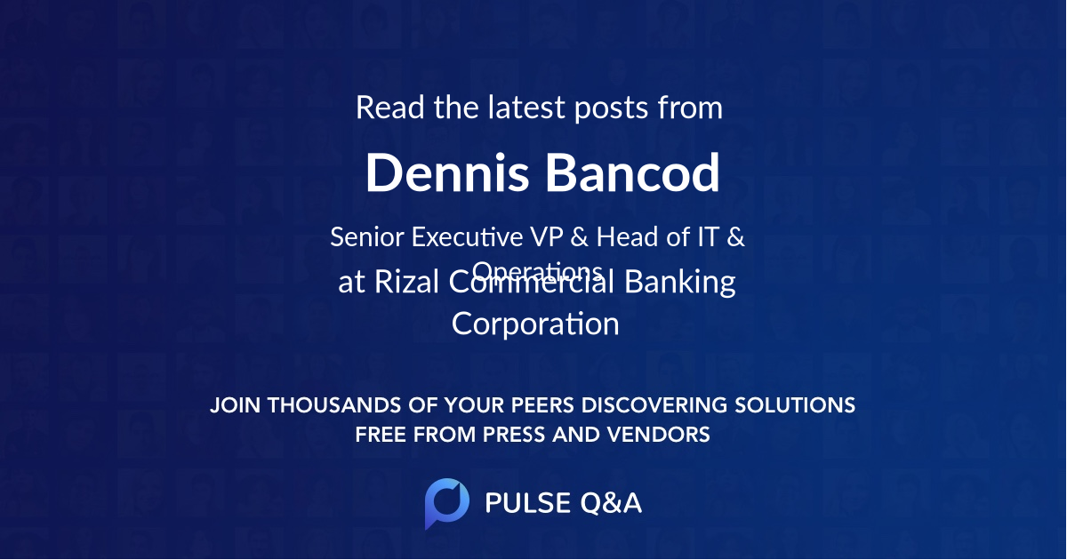 Dennis Bancod