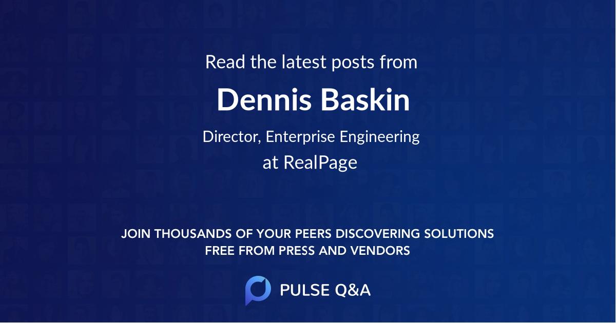 Dennis Baskin