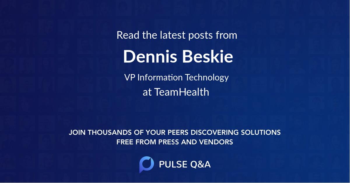 Dennis Beskie