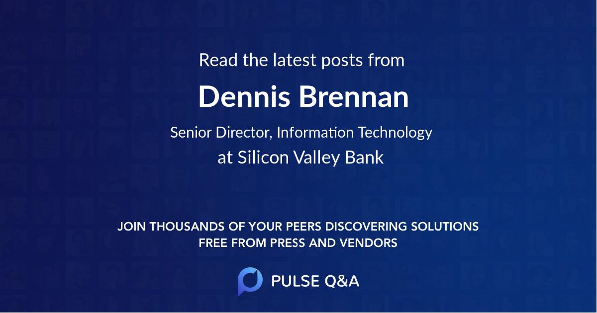 Dennis Brennan