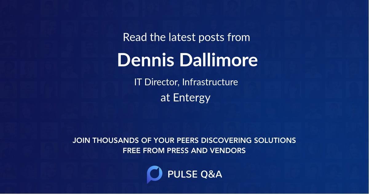 Dennis Dallimore