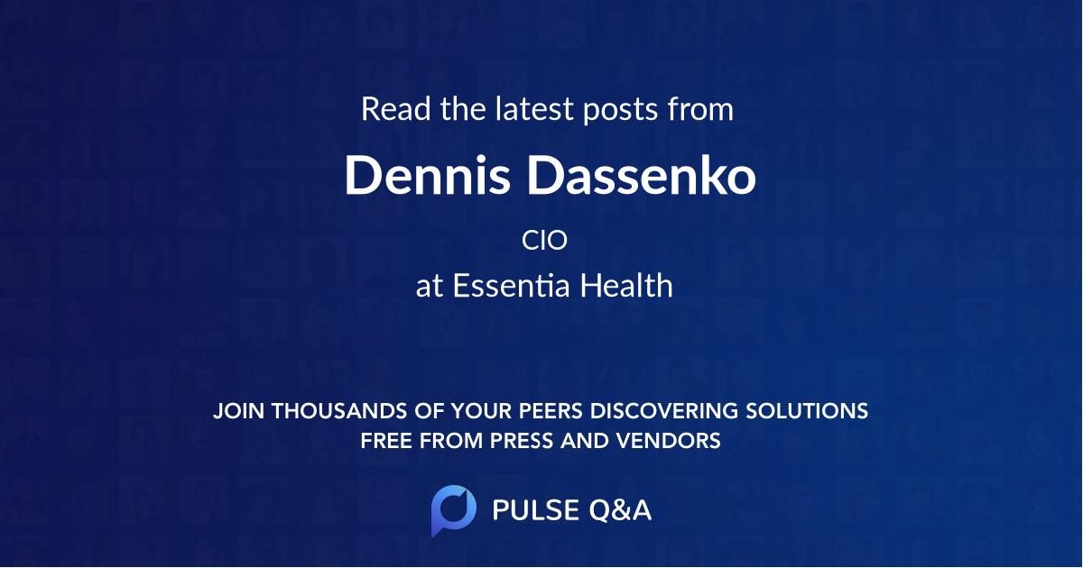 Dennis Dassenko