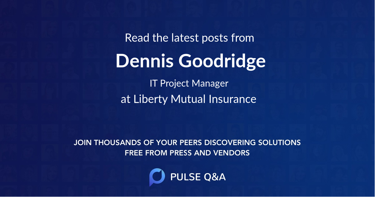 Dennis Goodridge