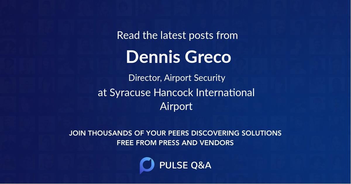 Dennis Greco