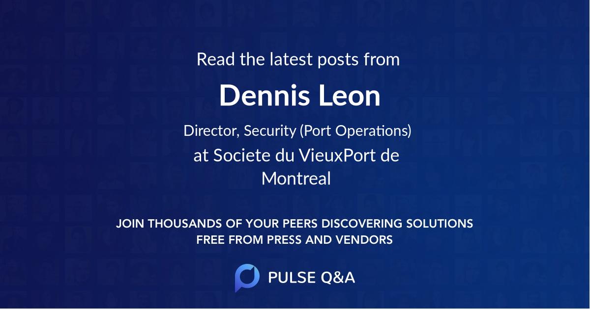 Dennis Leon