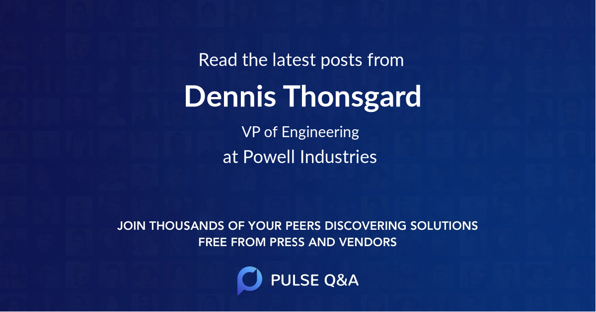 Dennis Thonsgard