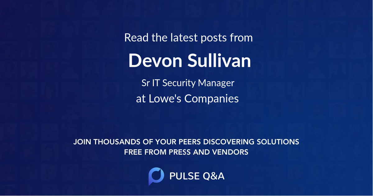 Devon Sullivan