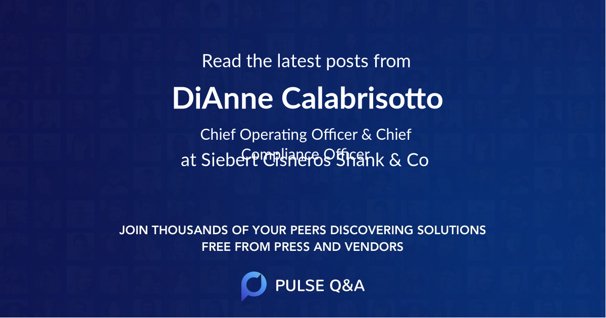 DiAnne Calabrisotto