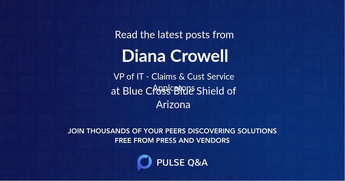 Diana Crowell