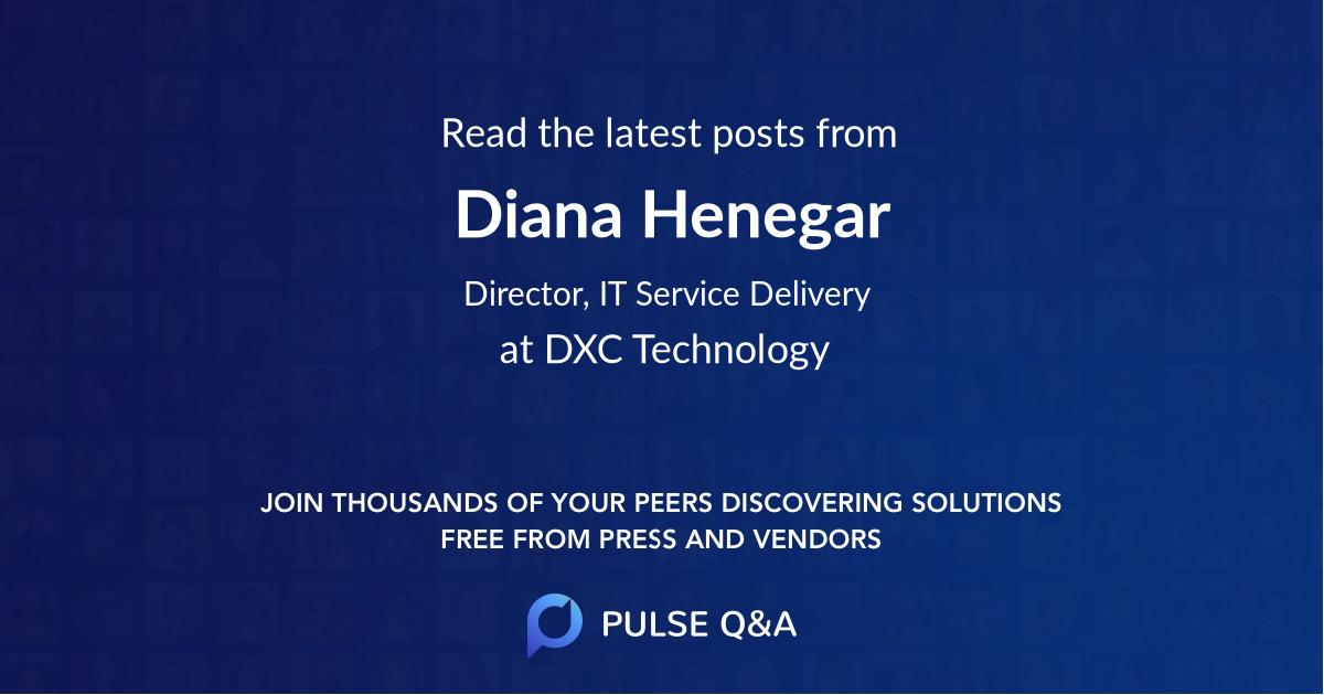 Diana Henegar