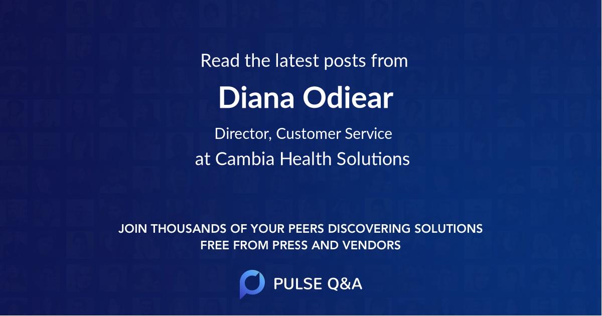 Diana Odiear