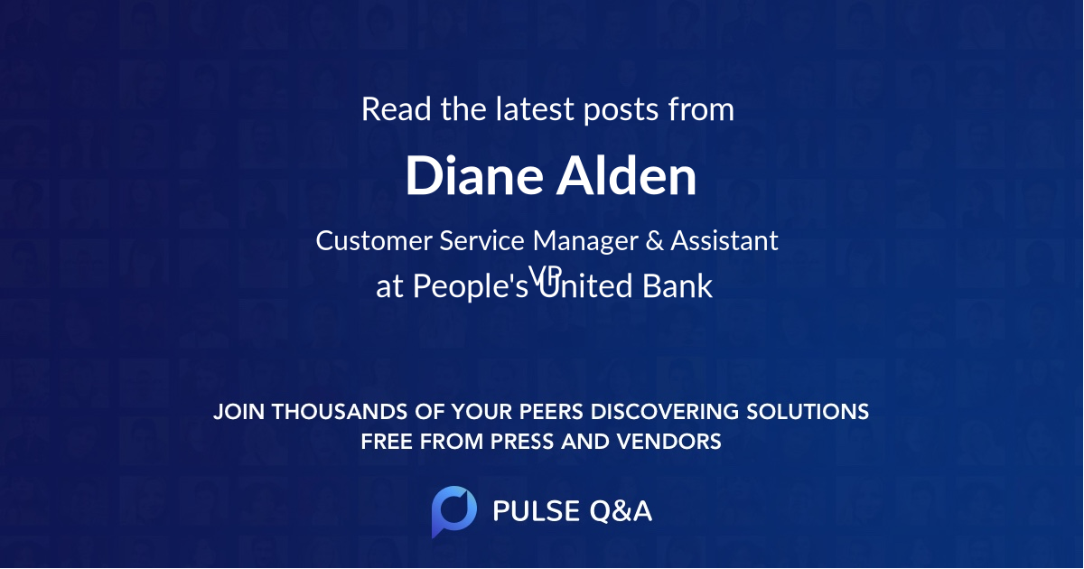 Diane Alden