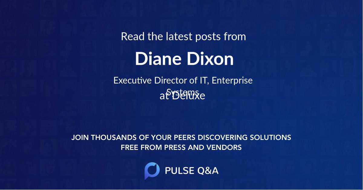 Diane Dixon