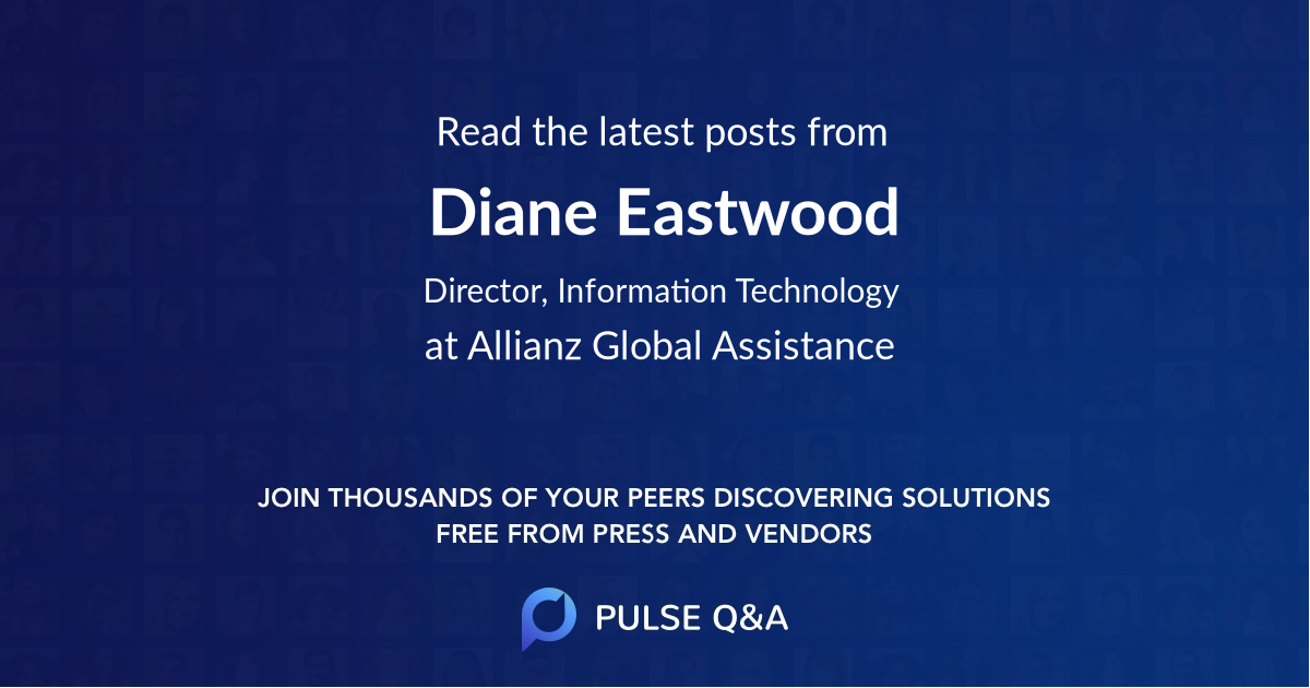 Diane Eastwood