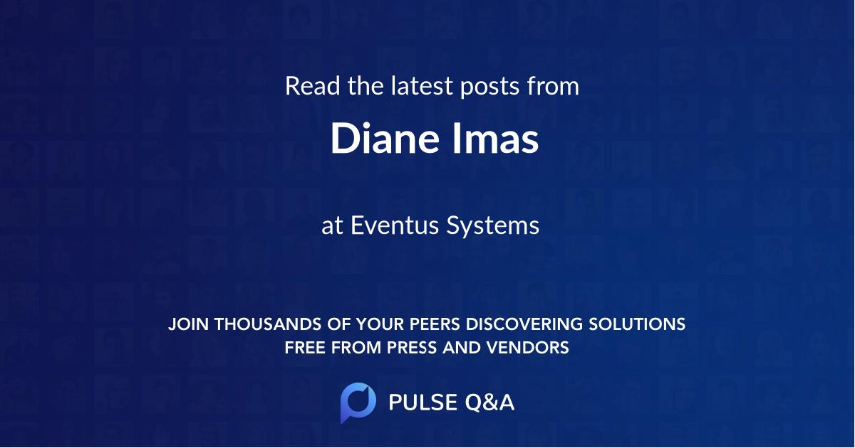 Diane Imas