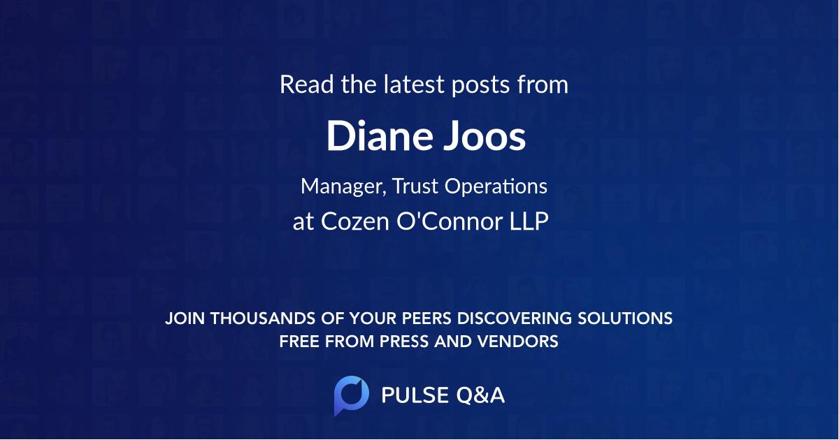 Diane Joos