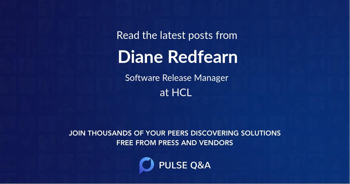 Diane Redfearn
